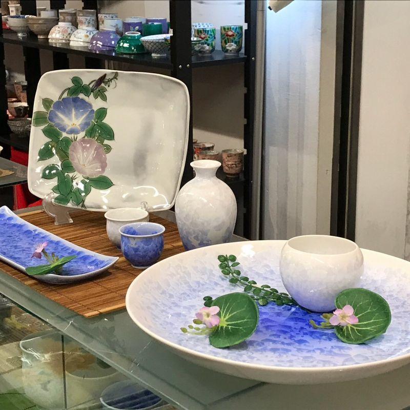 祇園八坂神社前にやまなか雅陶のお店がオープン致しました。