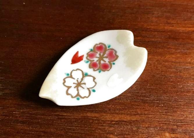 清水焼 京焼・清水焼 箸置き(1個)