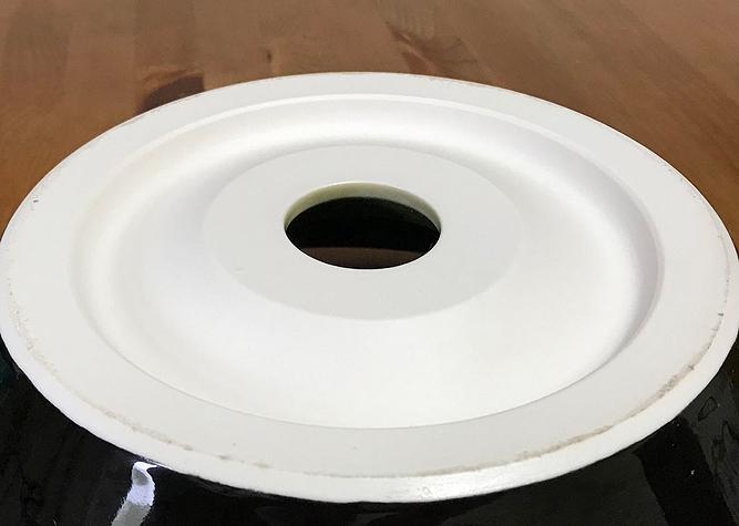 清水焼 洗面器 椿詰